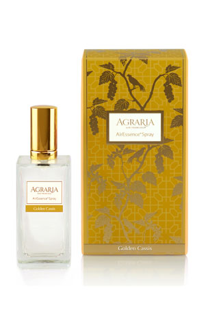 Agraria 3.4 oz. Golden Cassis Room Spray