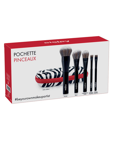 Limited Edition The Brush Collection ($1,630.00 Value)