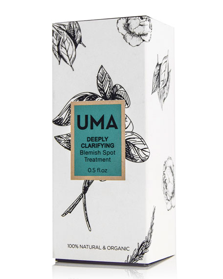UMA Oils Deeply Clarifying Blemish Spot Treatment, 0.5 oz./ 15 mL
