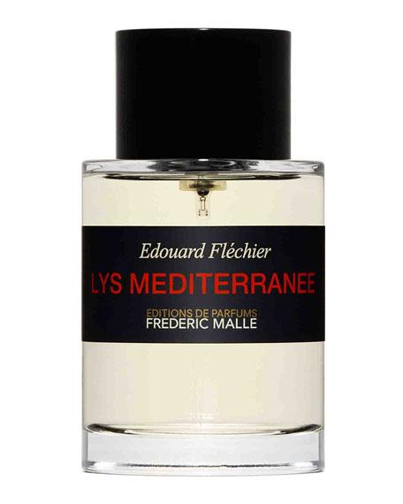 Frederic Malle Lys Mediterranee Parfum, 3.4 oz./ 100