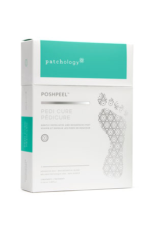 Patchology PoshPeel Pedi Cure – 1 Treatment