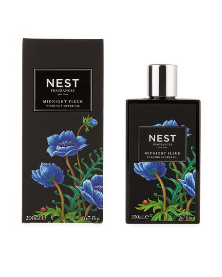 Midnight Fleur Foaming Shower Oil, 6.7 fl. oz. / 200ml