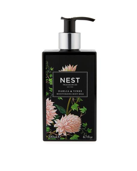 Nest Fragrances Dahlia & Vines Body Milk, 6.7
