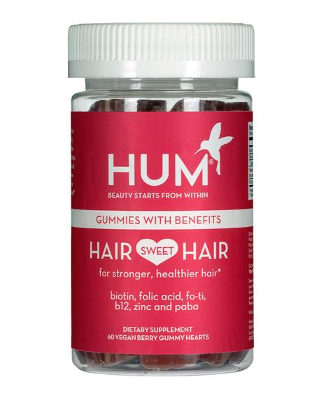 Hum Nutrition Hair Sweet Hair Gummies