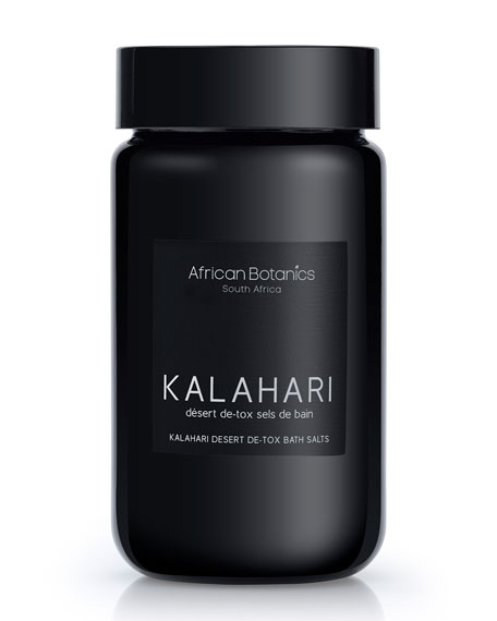 African Botanics Kalahari Desert De-tox Bath Salts, 17.6