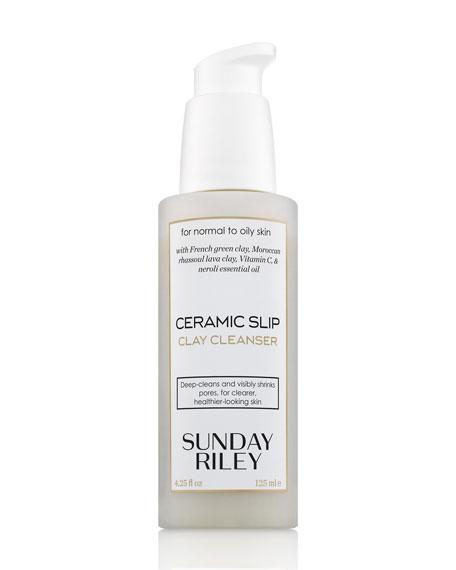 Sunday Riley Modern Skincare Ceramic Slip Clay Cleanser,