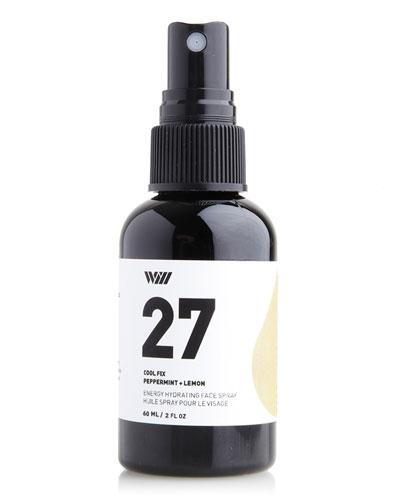 27 Cool Fix Hydration Spray, 2.0 oz./ 59 mL