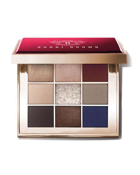 Limited Edition Caviar and Rubies Collection Eye Shadow Palette