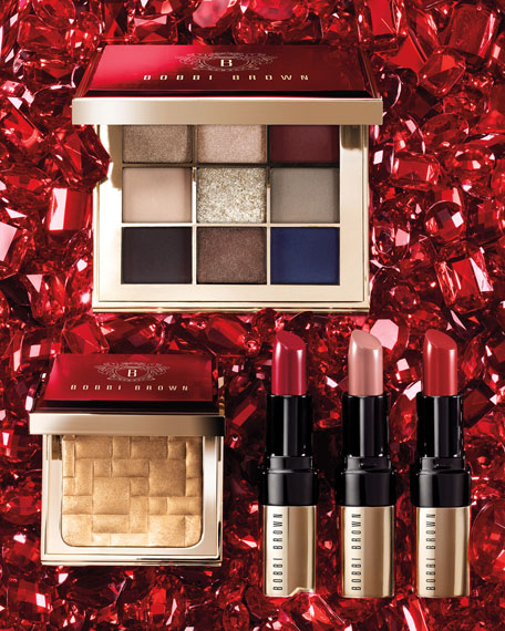 Limited Edition Caviar and Rubies Collection Highlighting Powder