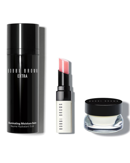 Bobbi Brown Limited Edition Extra Glow Skincare Set