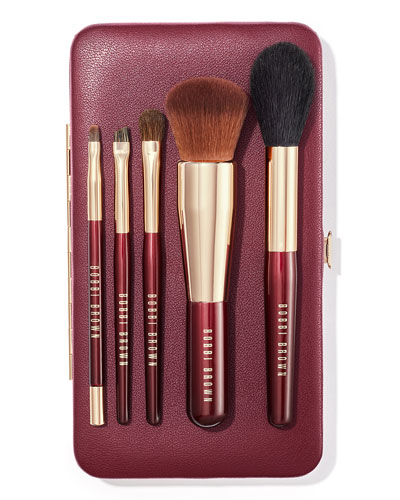 Limited Edition Travel Brush Set