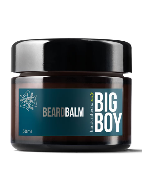 Big Boy Beard Balm, 50 ml / 1.7