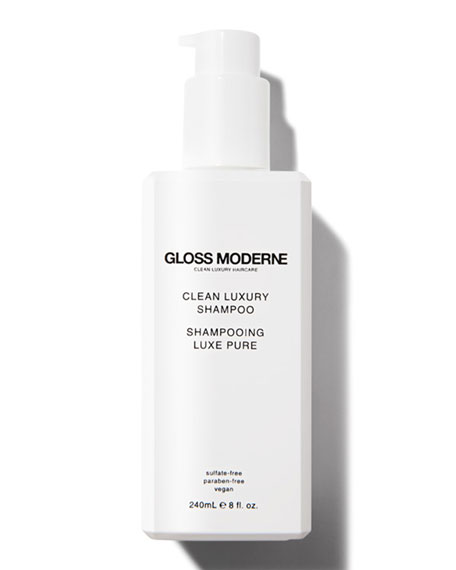 GLOSS MODERNE Clean Luxury Shampoo, 8.0 oz./ 240