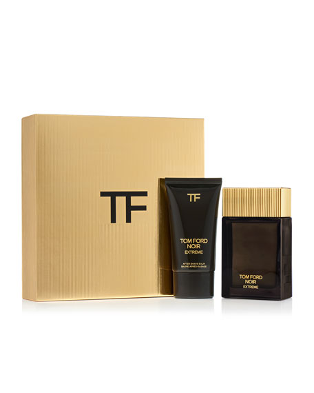 Tom Ford Noir Extreme EDP and After Shave Balm Set, 3.4 oz./ 100 mL