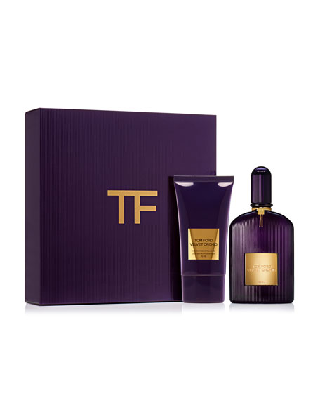 Tom Ford Velvet Orchid EDP And Hydrating Emulsion Set, 1.7 oz./ 50 mL ($150 Value)
