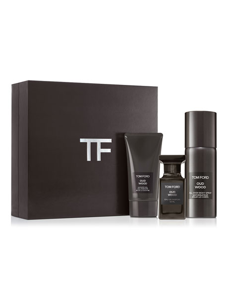 TOM FORD Private Blend Oud Wood 3 Piece