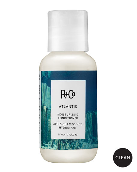 R+Co ATLANTIS Travel Conditioner, 1.7 oz./ 50 mL