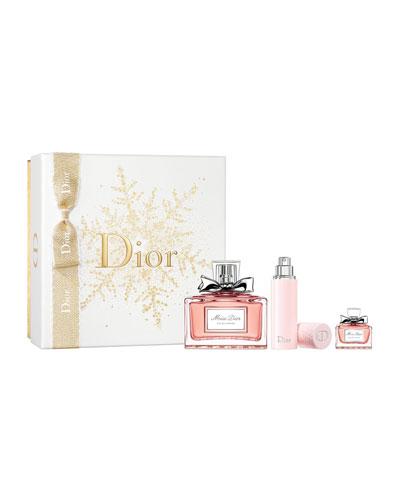 Miss Dior EDP 3-Piece Gift Set