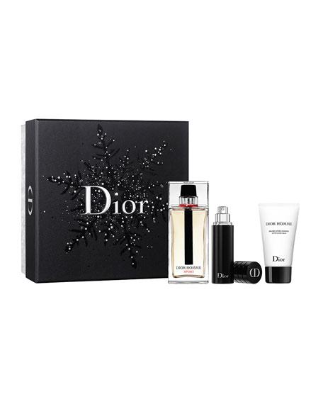 Dior Homme Sport 3-Piece Gift Set