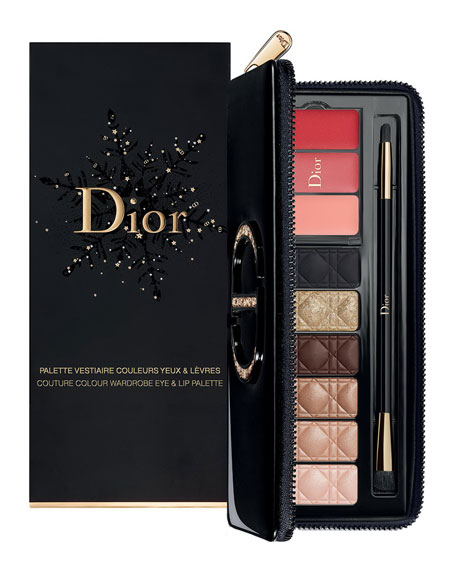 Dior Multi-Use Eyes and Lips Palette