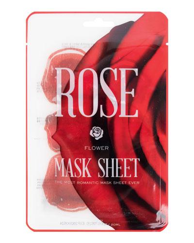 Rose Flower Mask