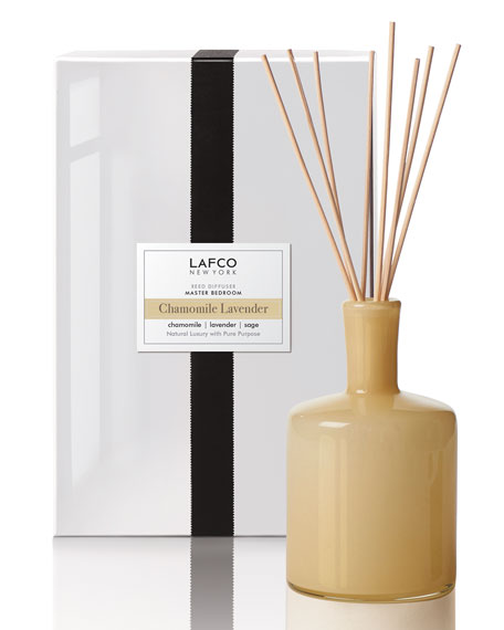 Lafco Chamomile Lavender Reed Diffuser – Master Bedroom