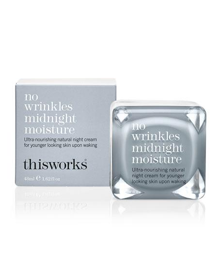 No Wrinkles Midnight Moisture, 1.6 oz./ 48 mL