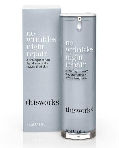 No Wrinkles Night Repair, 1.0 oz./ 30 mL