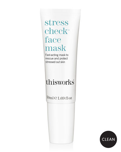 Stress Check Face Mask  1.7 oz./ 50 mL
