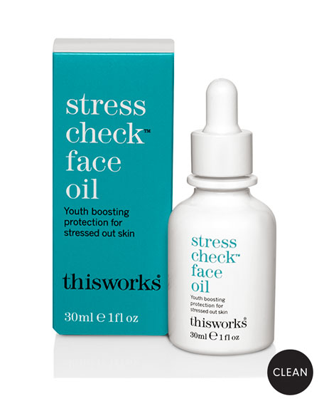 Stress Check Face Oil, 1.0 oz./ 30 mL