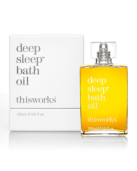 Deep Sleep Bath Oil, 3.4 oz./ 100 mL