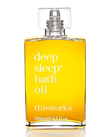 This Works Deep Sleep Bath Oil, 3.4 oz./