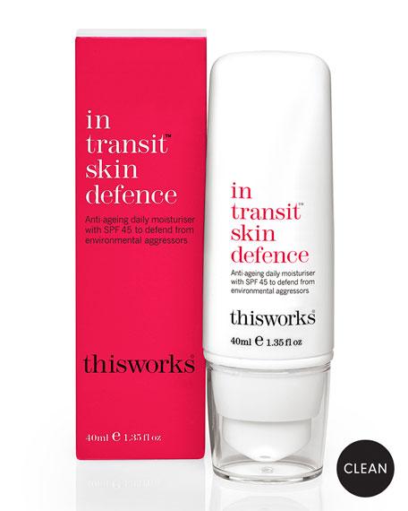 In Transit Skin Defence SPF 45, 1.4 oz. / 40 ml