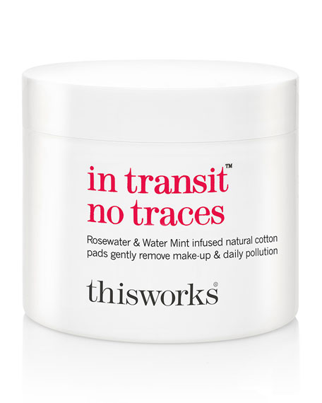 This Works In Transit No Traces, 60 Pads