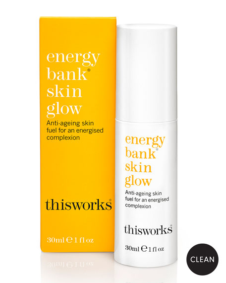 Energy Bank Skin Glow, 1.0 oz./ 30 mL