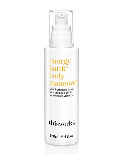 Energy Bank Body Makeover, 4.0 oz./ 120 mL