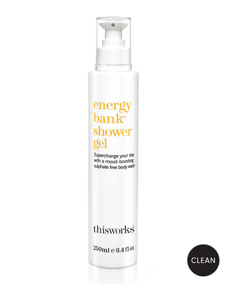 This Works Energy Bank Shower Gel, 4.0 oz./