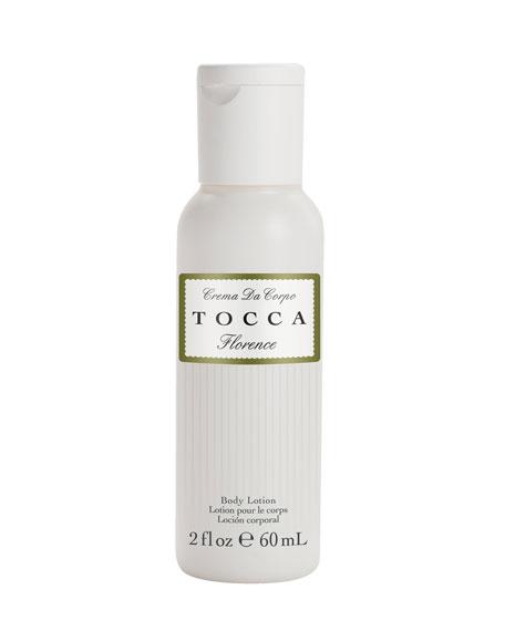 Florence Crema Da Corpo Body Lotion, 2 oz./ 60 mL