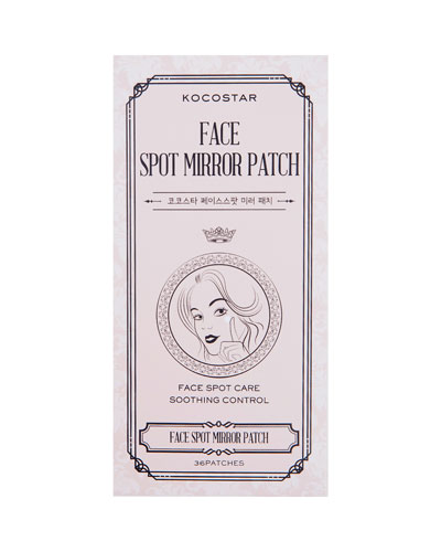 Face Spot Mirror Patch