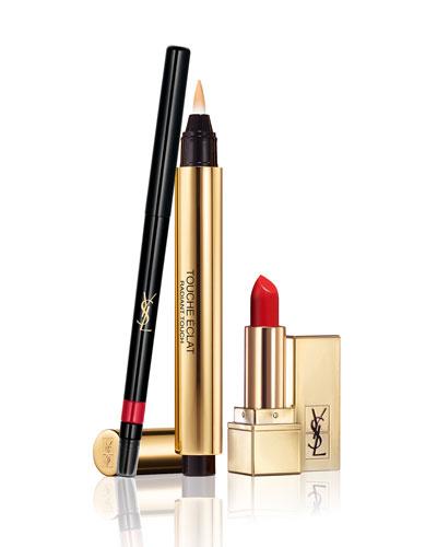 Limited Edition Lip Essentials Kit ($91.00 Value)