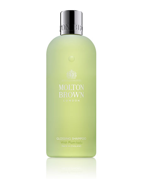 Molton Brown Glossing Collection with Plum-kadu ?? Shampoo,