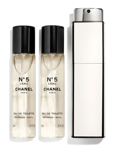 <b>N&#176;5 EAU DE TOILETTE</b> <br>PURSE SPRAY