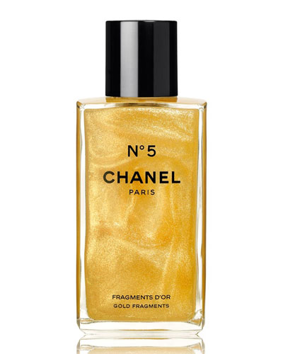 CHANEL N&#1765 GOLD FRAGMENTS, 8.4 oz./ 250 mL