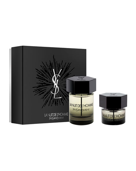 Limited Edition  La Nuit De L'Homme 2 Piece Gift Set