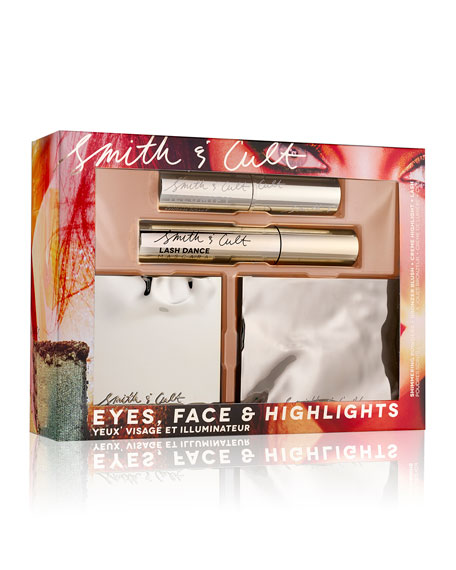 Eyes, Face & Highlights