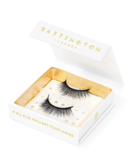 Bardot 3-D Silk Lashes