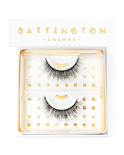 Harlow 3-D Silk Lashes