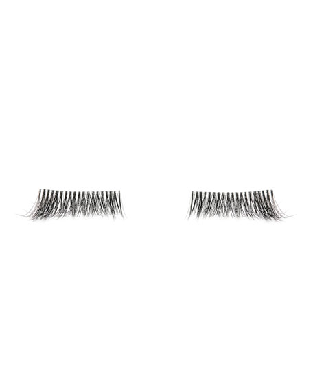 Demi 3-D Silk Lashes with Invisible Band