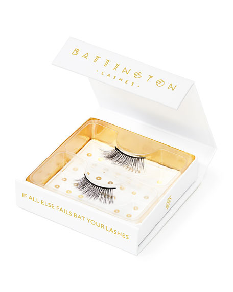 Demi 3-D Silk Lashes