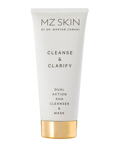 MZ Skin Cleanse and Clarify Dual Action AHA